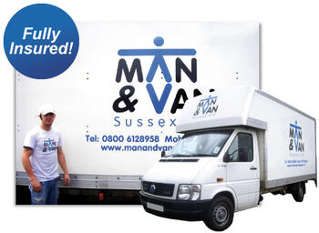 Man & Van Pricing and Services